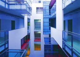Fassadenelement Biocenter