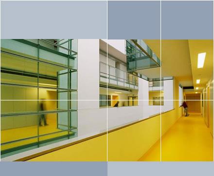 Sidebar gelb