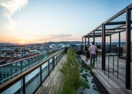 Revitalisierung Lagergebäude, Foto: Benjamin Ostertag
